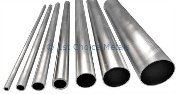Alum Round Tubes