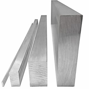 Metric Aluminium Flat Bar