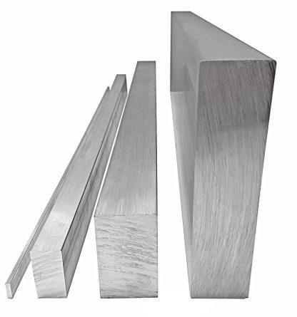 Metric Aluminium Flat Bar