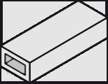 Rectangular Tube / Box Section