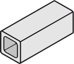 Square Tube / Box Section