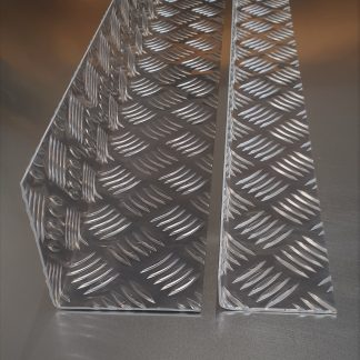 Internal Chequer Plate Angles