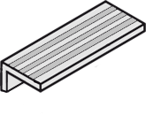 Aluminium Nosings